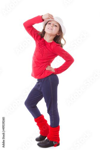 modern dance kid