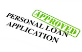 Personal Loan Application APPROVED