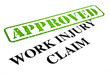 Work Injury Claim APPROVED
