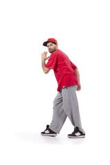 Hip hop dancer