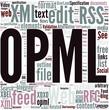 OPML Concept