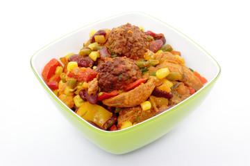 western pan meal - Westernpfanne