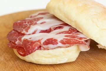 Loving italian food