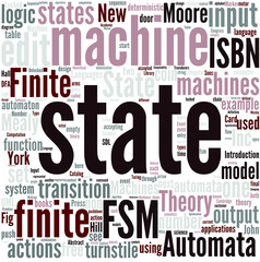 Finite state machine Concept