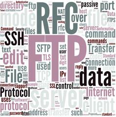 File Transfer Protocol Concept