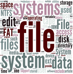 File system Concept