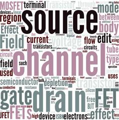 Field effect transistor Concept