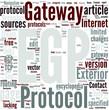 Exterior Gateway Protocol Concept
