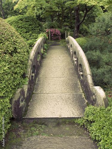 Naklejka stone bridge