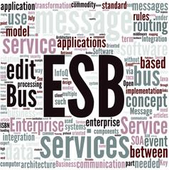 Enterprise service bus Concept