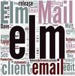 Elm e mail client Concept
