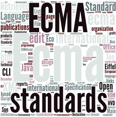 Ecma International Concept