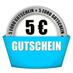 button 5 euro gutschein in der tüte 1