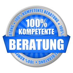button 100% kompetente beratung 1