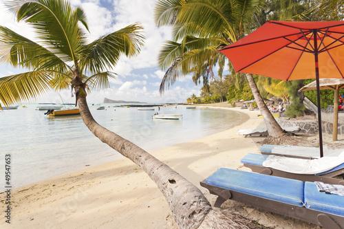 plage de Bain-Boeuf, Coin de Mire, île Maurice