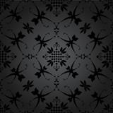 Charcoal Seamless Pattern