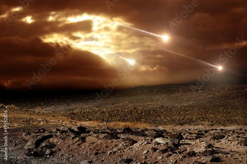 Meteors to the sky © Giordano Aita