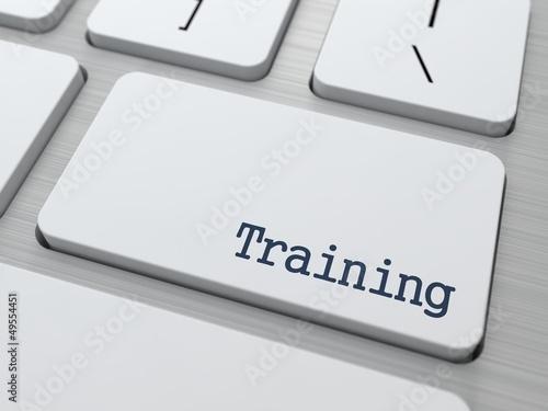Training Button.