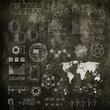 Technologie - Ideen - Lösungen (gezeichnet)