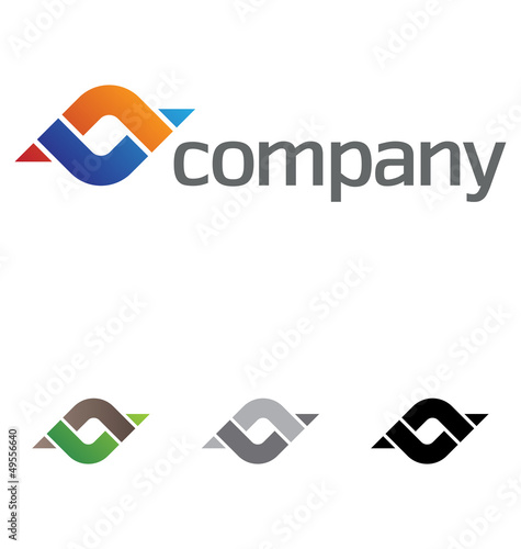 Corporate design element