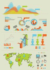 Infographics set 01