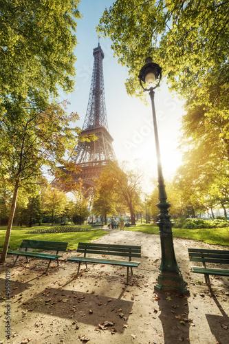 Fototapety, obrazy : Tour Eiffel Paris France