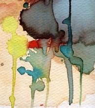 Aquarelle sur papier aquarelle artistique