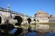 Rome, Italy - Castel Sant Angelo
