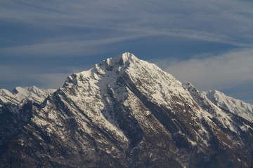 Monte Dolada a Belluno, Dolomiti