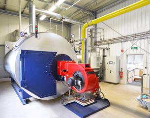 industrielle Energieversorung