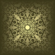 Vintage lace seamless background