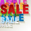Sale BUNT Ecke