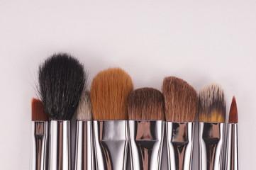brushes set for makeup