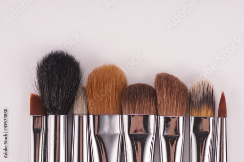 brushes set for makeup