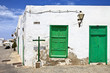 Old traditional house in Teguise, Lanzarote
