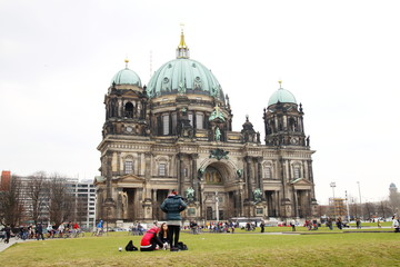 Berlin Cathedral (Berlin Dom)