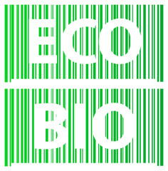 Ecology Concept Barcode