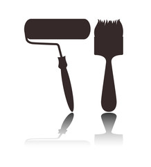 design for the repair business, tools for painting