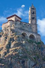 Chapelle Saint Michel de l'Aiguilhe Puy en Velay