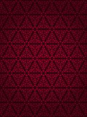 Dark red vintage wallpaper design