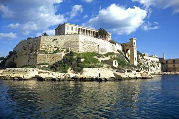 Fort Saint Elmo in Valetta
