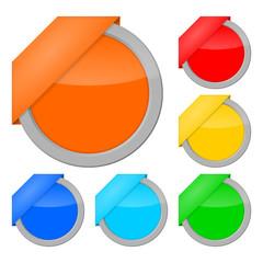 buttons blanko II
