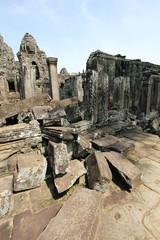 Temple Angkor, Cambodge