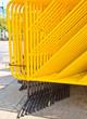 Steel walkway