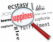 Finding Happiness - Magnifying Glass