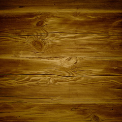 Old wooden boards on a rustic background, vintage