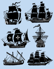 Windships isolated