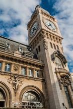 gare de Lyon horloge paris ville France