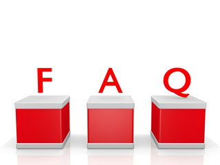 FAQ frequently asked questions - 3D