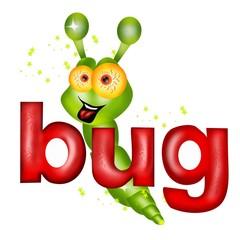 bug cartoon